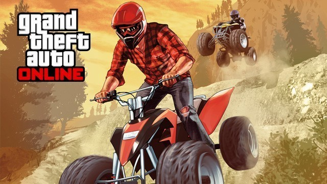 The online game gta 5