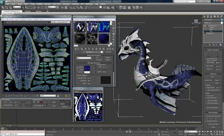 Top 5 Software to Create Graphics and 3D Animations | iTweety