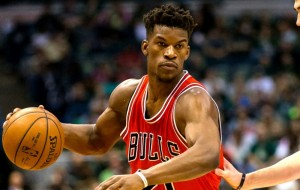 Jimmy Butler breaks one of Micheal Jordan's records and Bulls win over the Raptors