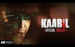 Kaabil (2017) Official Trailer HD Hrithik Roshan, Yami Gautam