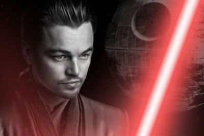 Leonardo DiCaprio refused the role of Anakin Skywalker in Star Wars