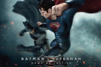 12 Batman v Superman Special Effects Before and After