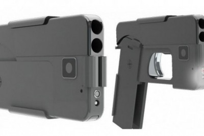 A Smartphone That Can Transform Itself To a Gun