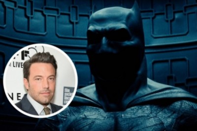 Ben Affleck's Son really believes his father is Batman