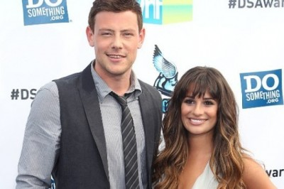 Lea Michele's New Tattoo Tribute To Cory Monteith