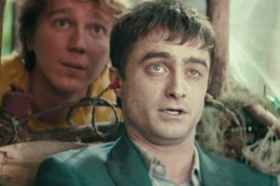 Swiss Army Man (2016) Official Trailer Daniel Radcliffe, Paul Dano