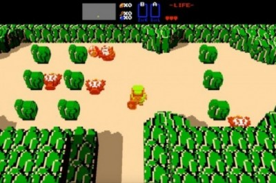 The Legend of Zelda 3D Version Play Online from your Browser