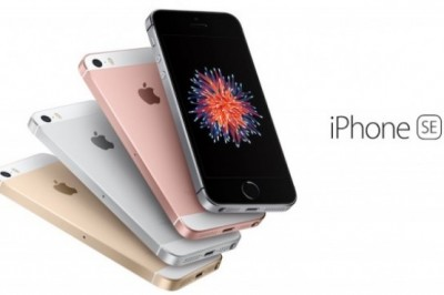 This is the iPhone SE, the new 4-inch iPhone