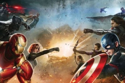 Captain America: Civil War, Gets 200 million in its first weekend