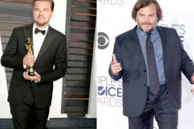 Jack Black said Leonardo DiCaprio is Not Deserving for the Oscar Award