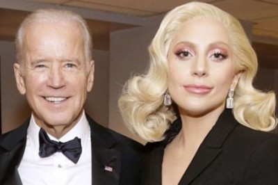 Lady Gaga and Joe Biden Lead the Anti-Sexual Abuse Campaign