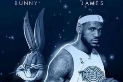 Lebron James Will Be In Space Jam 2