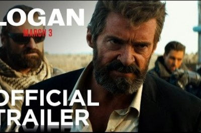 Logan (2017) Official Trailer Hugh Jackman, Boyd Holbrook