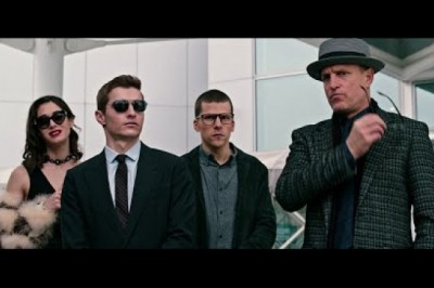 NOW YOU SEE ME 2 - OFFICIAL INTERNATIONAL TRAILER