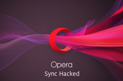 Opera Sync Hacked So Change Your Passwords