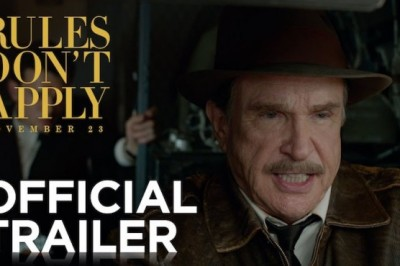Rules Don't Apply (2016) Official Trailer Warren Beatty, Lily Collins