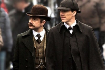 Sherlock: Martin Freeman says that the fourth season will premiere this Christmas 2016