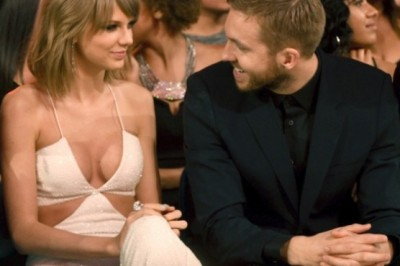 Taylor Swift and Calvin Harris Celebrate Their First Year Anniversary
