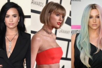 Taylor Swift donated $250,000 to Kesha but Demi Lovato is not impressed