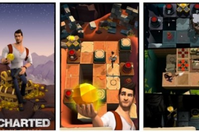 Uncharted comes to Android and iOS, with hundreds of free puzzles