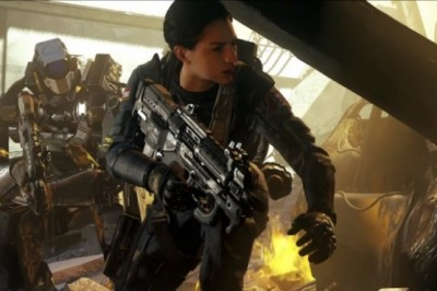 Call of Duty: Infinite Warfare First Trailer and First Details