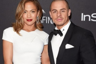 Casper Smart posted a video of Jennifer Lopez without make up