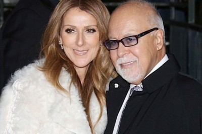 Celine Dion paid an emotional tribute to her husband in Las Vegas