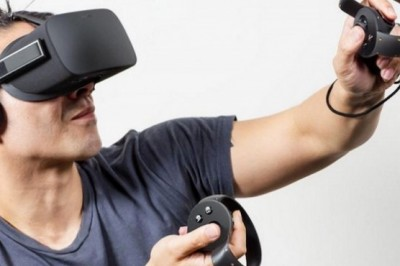 Oculus: Touch Controller for the VR goggles delayed