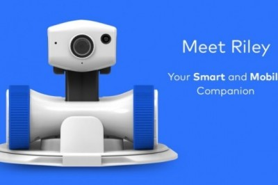 Riley, A Toy Robot to Take Care of Your Home and Kids.