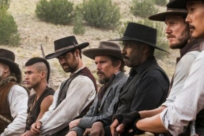 The Magnificent Seven (2016) Official Trailer Denzel Washington, Chris Pratt