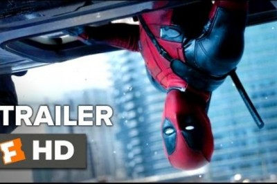 Deadpool Official Trailer