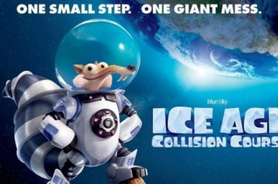 Ice Age: Collision Course with its second trailer