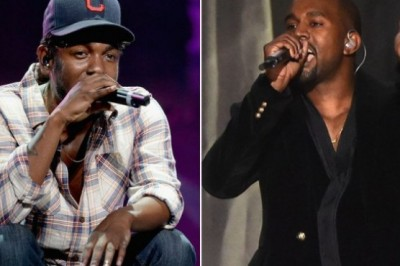 Kendrick Lamar and Kanye West unite in new song,