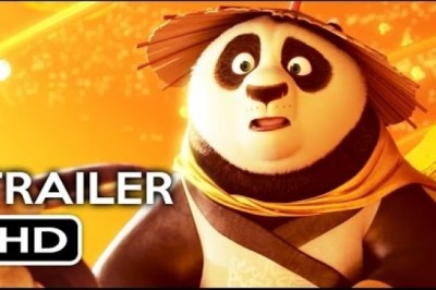 Kung Fu Panda 3 Official Trailer