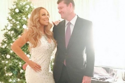 Mariah Carey is getting married for the third time